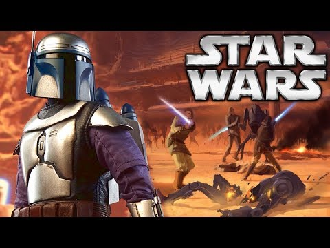 Jango Survives: Star Wars Rethink