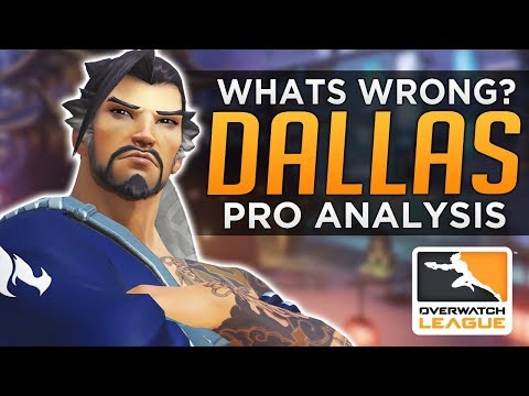 connectYoutube - Overwatch: What's WRONG With Dallas Fuel? - Pro Analysis