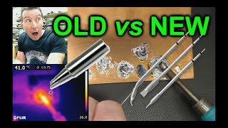 EEVblog #1064 - Soldering Irons OLD vs NEW