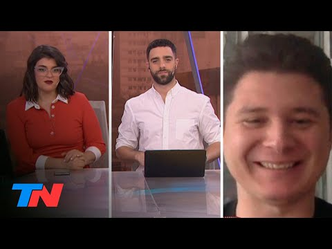 Gerónimo Cabrera, voluntario para probar la vacuna contra el COVID-19: El estudio tarda dos años