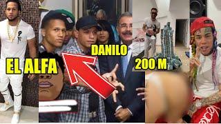 El Alfa estuvo con Danilo Medina, Karim muestra 200 MILLONES, ENTÉRATE   Gezzy TV