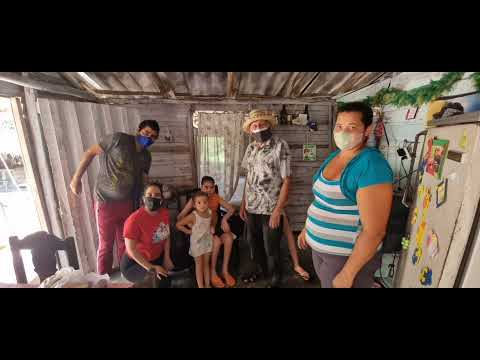 PROYECTO SANTA CLARA POR LA VIDA  EL MEJUNJE DE SILVERIO NUESTRO PEQUEÑO APOYO POR LA FAMILIA CUBANA