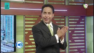 Carlos Batista: personas siguen desafiando a la autoridad   Con los Famosos