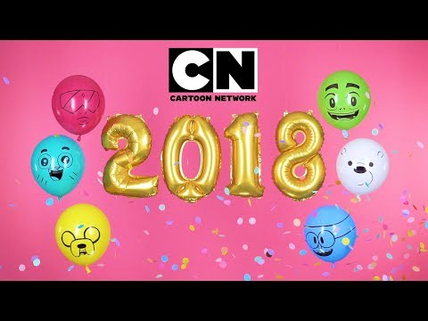 How To Make New Year's Balloons | Cartoon Network