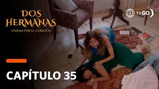 Dos Hermanas: Fiorella y Bianca encontraron a Noelia consiente  (Capítulo 35)