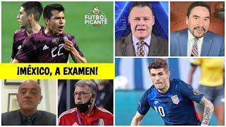 CONCACAF NATIONS LEAGUE Hoy se sabrá si MÉXICO o ESTADOS UNIDOS tiene mejor nivel | Futbol Picante