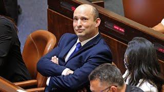 PORTRAIT de Naftali Bennett, nouveau Premier ministre d'Israël