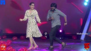 Sudigali Sudheer & Rashmi Gautam Performance Promo - Dhee Champions (#Dhee12) - 8th July 2020 - MALLEMALATV