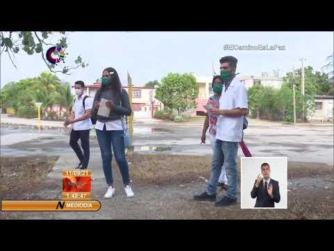 Cuba: Estudiantes de ciencias médicas participaron en encuentro virtual