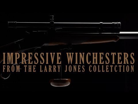 Impressive Winchesters of the Larry Jones Collection