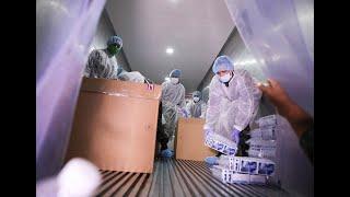 OPS Desconoce cifras de pruebas realizadas en Nicaragua por covid-19
