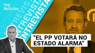 Entrevista a JAIME DE OLANO por Xabier Fortes | Los desayunos de TVE