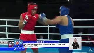 Actuación de Cuba en el Mundial Juvenil de Boxeo
