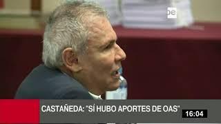 Luis Castañeda Lossio reconoce aportes de OAS