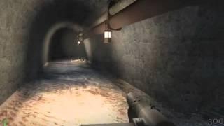 Return to Castle Wolfenstein - Stream walkthrough PART2