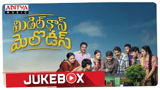 Middle Class Melodies Full Songs Jukebox | Anand Devarakonda | Vinod Ananthoju | Sweekar Agasthi - ADITYAMUSIC