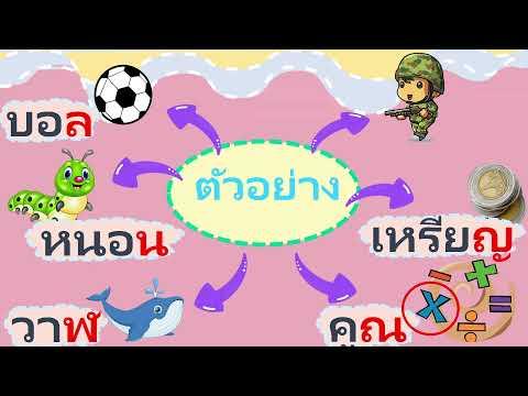 วิชา-ภาษาไทย-ป-1-ตัวสะกดไม่ตรง
