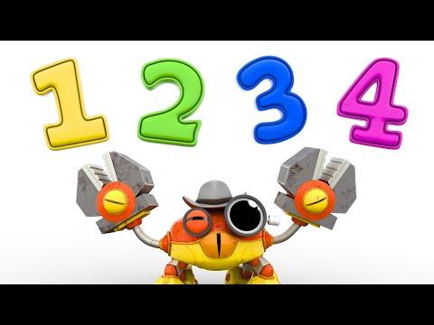 AnimaCars----เรียนรู้ตัวเลขกับ