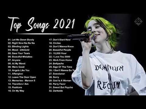 เพลงสากล-2021-🍓-เพลงสากลใหม่ล่