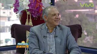 Jose Ramon Peralta Pueblo dominicano ejerce tu voto - Matinal