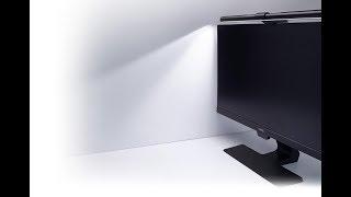?BenQ ScreenBar e-Reading LED Task Lamp Review