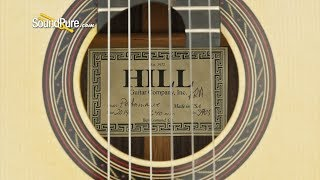 Kenny Hill Performance Model Acoustic #3905 (Used) Quick 'n Dirty