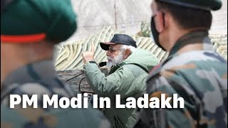 Only The Brave Deliver Peace: PM Modi's Strong Message In Ladakh - NDTV