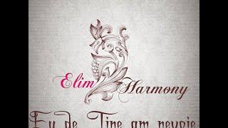 Eu de Tine am nevoie - Elim Harmony
