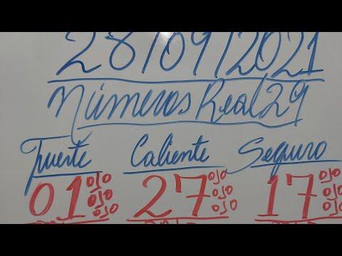 NUMEROS PARA HOY 28 DE SEPTIEMBRE PARA TODAS LAS LOTERIAS