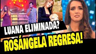 ROSÁNGELA ESPINOZA REGRESA A ESTO ES GUERRA TRAS ANUNCIÓ DEL TRIBUNAL
