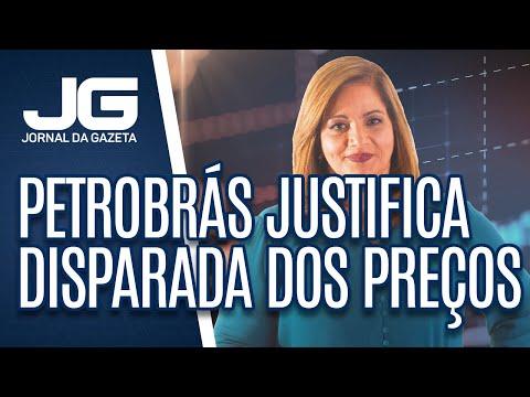 Denise Campos de Toledo / Presidente da Petrobrás justifica disparada dos preços