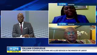 Are Jamaica's Labour Laws Being Exposed by COVID-19 | Panel Discussion | CVMTV