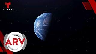 NASA encuentra planeta totalmente habitable y del tamaño de la Tierra   Al Rojo Vivo   Telemundo