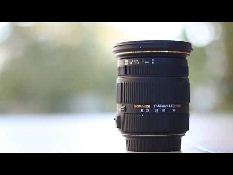 Sigma 17-50 f/2.8 Best Kit Upgrade?