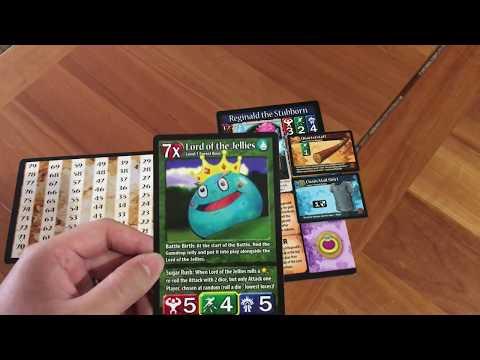 Board Game Reviews Ep #13: RANDOM ENCOUNTERS