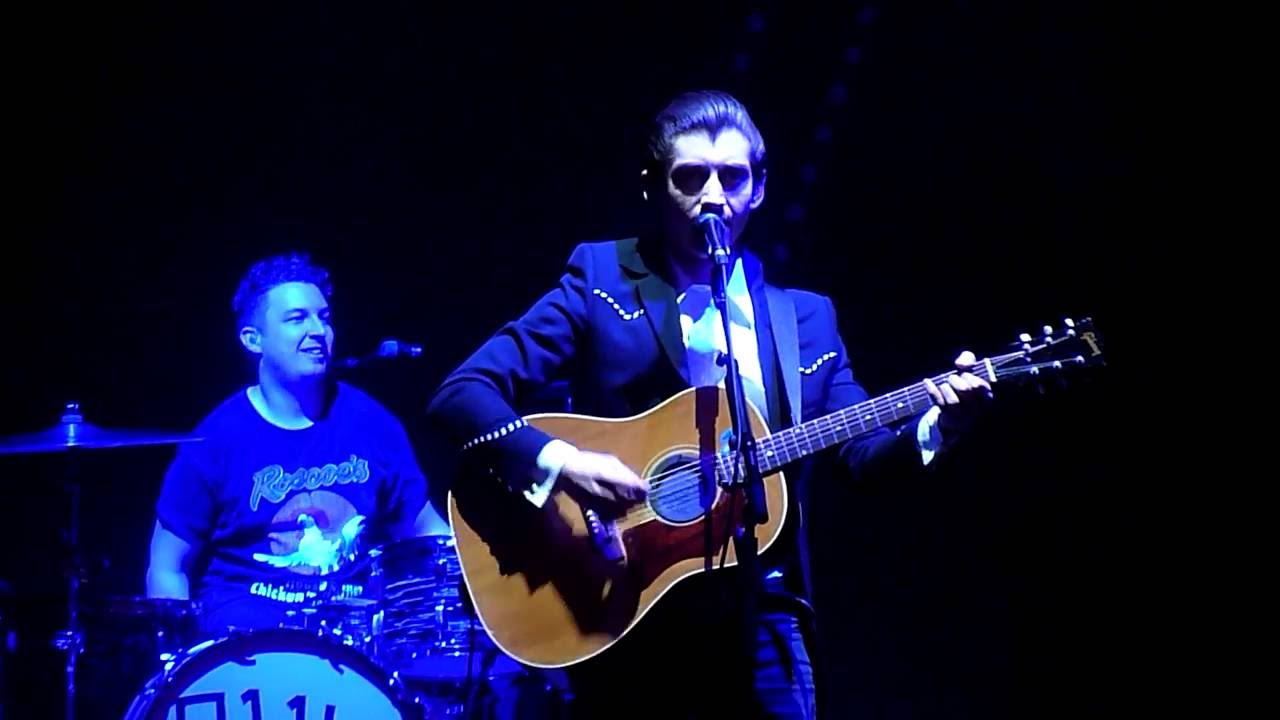 Arctic Monkeys - Cornerstone [Live at Madison Square Garden, New York City - 08-02-2014]