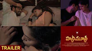 Honeymoon Web Series Trailer | Nagabhushana, Sanjana Anand | Sakkath Studio | IndiaGlitz Telugu - IGTELUGU