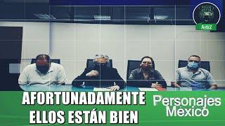 Fiscalía Jalisco informa sobre la familia Villaseñor Romo
