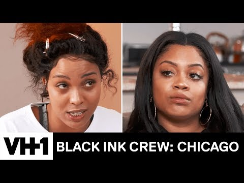 Charmaine Talks About What She Saw Kat & Ryan Doing | Black Ink Crew: Chicago