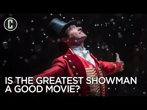 connectYoutube - Debate! Is The Greatest Showman a Good Movie, Catchy Songs, or Does It Stink?