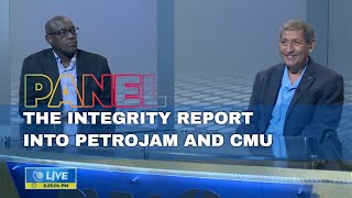 The Integrity Report into PETROJAM and CMU | Panel Discussion  | CVMTV