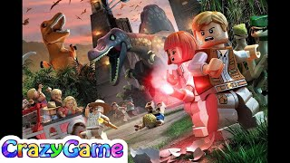 #LEGO Jurassic World Complete Game Walkthrough Free Play (5 Hour) - LEGO For Children
