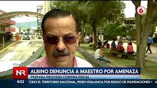 Albino Vargas denunció a un regidor y a un maestro de Talamanca por supuestas amenazas de muerte