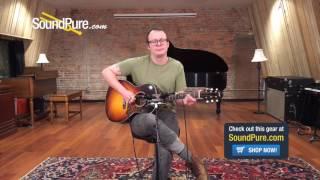 Collings C10-35 SB Sitka/Mahogany Acoustic Guitar #25132 Quick n' Dirty