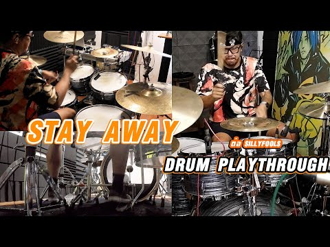 Stay-Away-:-Sillyfools-(Drum-P