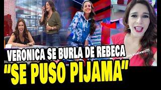 VERONICA LINARES SE BURLA DE REBECA ESCRIBENS POR USAR