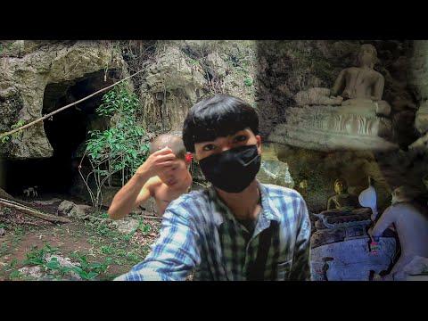 สำรวจถ้ำที่เคยมีละครมาถ่ายหลาย