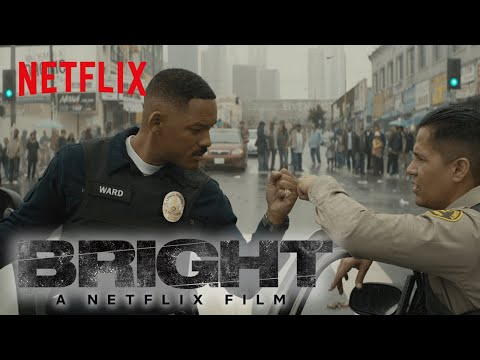 connectYoutube - Bright | Official Trailer 3 [HD] | Netflix