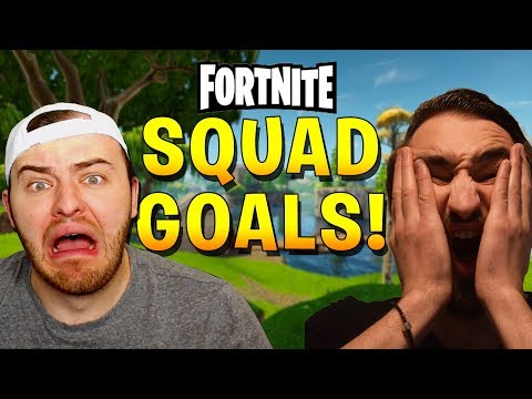 RACKING UP EASY WINS w/ JeromeASF (Fortnite Battle Royale Squad Goals)