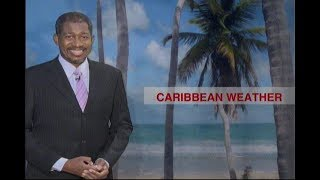 Caribbean Travel Weather - Friday May 22nd 2020